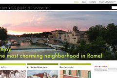 Your personal guide to Trastevere