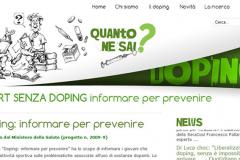 Sport senza doping